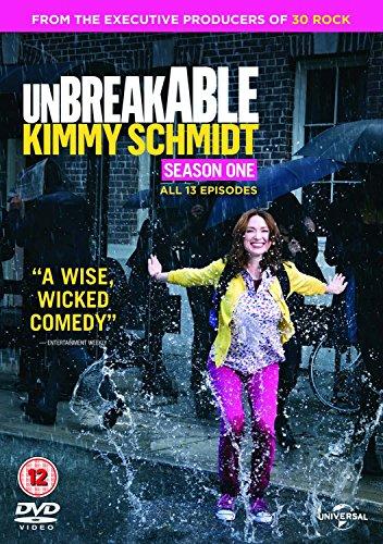 Unbreakable Kimmy Schmidt - Season 1 (2 Dvd) [Edizione: Regno Unito]