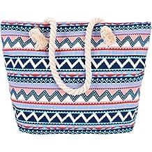 9d0356a866 AuBer Borsa da Spiaggia Borsa Borsa da Spiaggia Borse a Spalla Borsa Hobo  Shopping Bag Borse