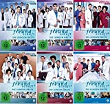 In aller Freundschaft - Die jungen Ärzte - Staffel 1.1 - 3.2 (Folge 1-126) im Set - Deutsche Originalware [42 DVDs]