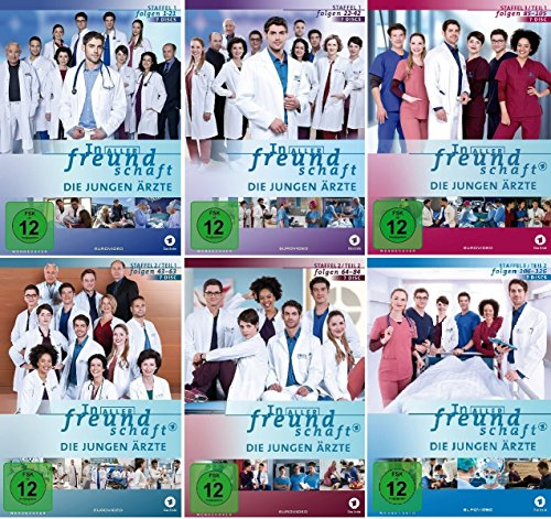 Staffel 1-3 (42 DVDs)