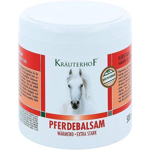Kräuterhof 2197 - Balsamo per cavalli, extra forte, 500 ml