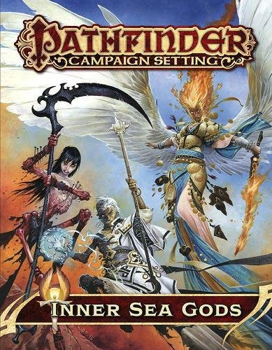 Pathfinder Campaign Setting: Inner Sea Gods (Pathfinder Game Roleplaying)