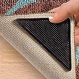 Combined Brands Anti-Rutsch-Ecken für Teppiche, 8-Teiliges Set, Wiederverwendbar