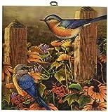wgi-gallery Linda 's Bluebirds Schneidebrett 12