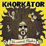Knorkator: We Want Mohr Lp+CD [Vinyl LP] (Vinyl)