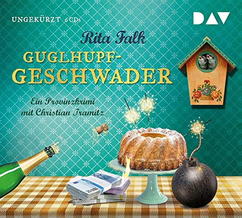 Guglhupfgeschwader. Der zehnte Fall für den Eberhofer Ein Provinzkrimi: Ungekürzte Lesung mit Christian Tramitz (6 CDs)