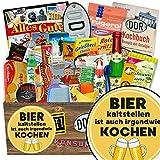 Bier kalt stellen | DDR Geschenkset 24er Allerlei | Bier Männer Geschenk