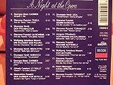 A Night at the opera - Die großen Arien. Die großen Stars. (Decca)