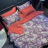 amerikanische garten vier sätze reiner baumwolle laken quilt - suite betten,teuer,3 (5 meter).