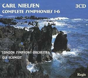 Nielsen:Sinfonien 1-6