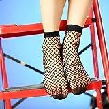 XIU*RONG Fischnetz Socken Fischnetz Socken Comfort (10 Paare)