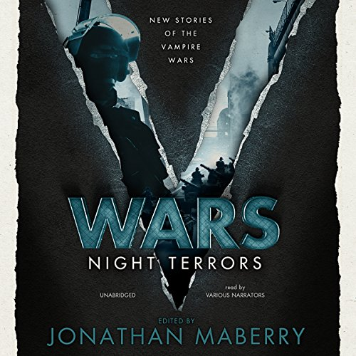 V Wars: Night Terrors  Audiolibri