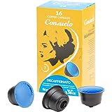 Consuelo - capsules de café compatibles Dolce Gusto* - Décaféiné, 96 capsules (16x6)