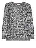 sheego Trend Women knitted sweater large sizes
