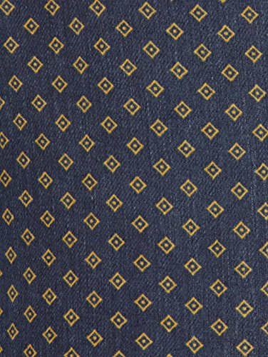 Damen Jeggings mit modischem Krawattenmuster by Laura Kent marine/bernstein