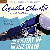 Best Agatha Christie Audible Mysteries - The Mystery of the Blue Train: A Hercule Review