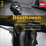 Beethoven: Missa solemnis; Mass Op. 86