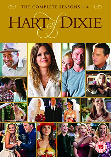 Hart Of Dixie: Seasons 1-4 (5 Dvd) [Edizione: Regno Unito]