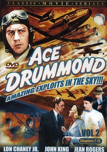 1936 König (Ace Drummond 1 & 2 [DVD] [1936] [Region 1] [NTSC])