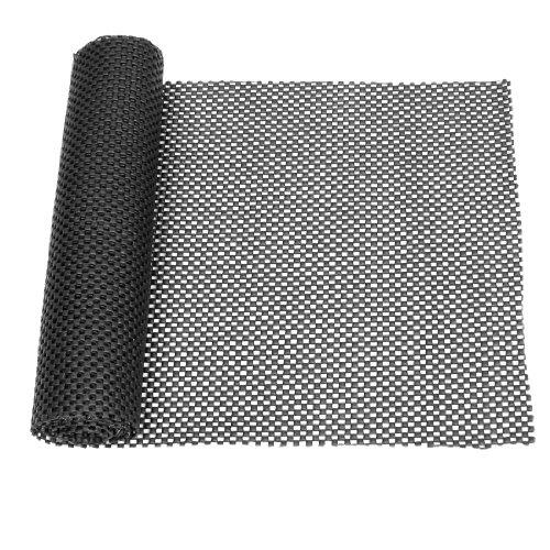 Preisvergleich Produktbild sourcing map Schaum Geprägte Gittermatte Werkzeugkasten Rutschhemmende Matte Pad 150 x 30cm