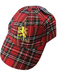 ROYAL de tartán escocés Gorra de béisbol STEWART 0249181ca88