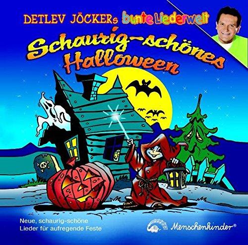 lloween: Neue, schaurig-schöne Lieder für aufregende Feste (Kinder-halloween-songs-cd)