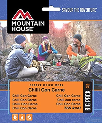 Mountain House Large - Chilli Con Carne Servers 2 or Large Pack