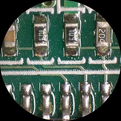 7X-45X Trinocular Stereo Zoom Microscope on Single Arm Boom Stand