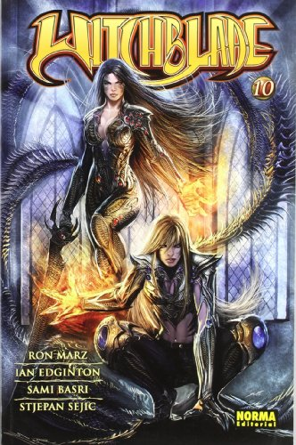 Witchblade 10