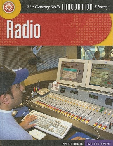 Radio (Innovation in Entertainment) by Philip Brooks (2008-08-06)