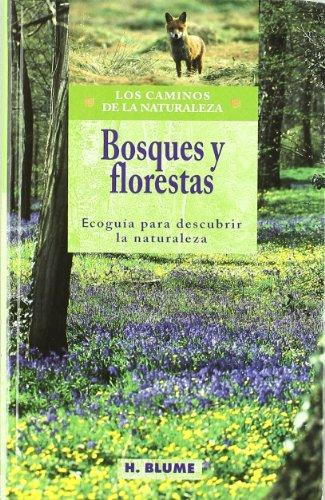 Bosques y florestas por AA VV