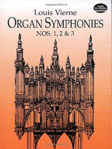 Organ Symphonies: Nos. 1-3 (Dover Music for Organ)