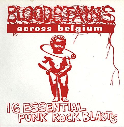 Bloodstains Across Belgium Sampler (Verschiedene Interpreten) [Vinyl LP]
