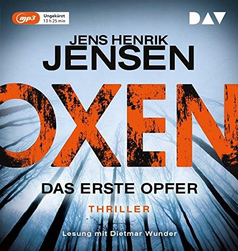 Buchseite und Rezensionen zu 'Oxen. Das erste Opfer' von Jens Henrik Jensen