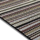Design Bodenschutzmatte Asti in 6 Größen | dekorative Unterlegmatte für Bürostühle oder Sportgeräte (100 x 180 cm)