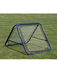 Rebounder, mur de rebond / Tchoukball - 2 côté - 105 cm x 105 cm - en angle réglable