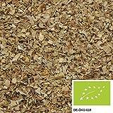 500g di maggiorana BIO essiccata e grattugiata - spezia aromatica BIO - ideale per condire il bratwurst - in confezione biodegradabile