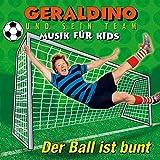 Fußballspiel Der Tiere