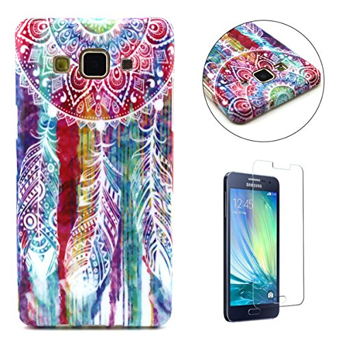 samsung-galaxy-a3-2015-case-with-free-screen-protectorcasehome-ultra-slim-thin-glossy-soft-flexible-