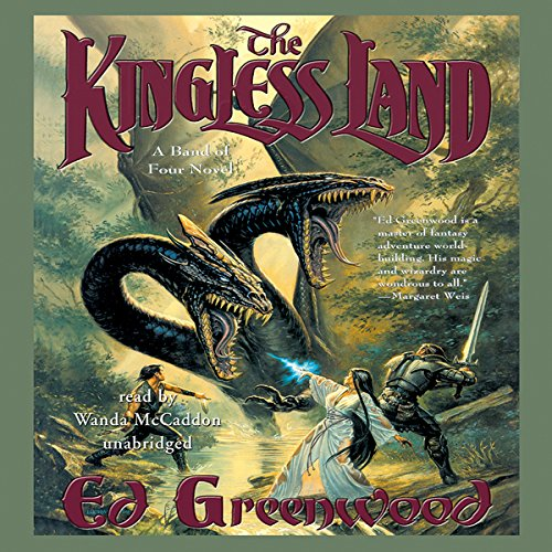 The Kingless Land  Audiolibri