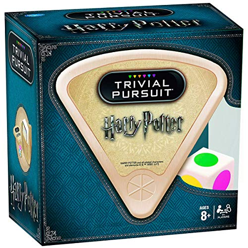 Winning Moves- Trivial Bite Harry Potter, Multicolor, Talla Única (Eleven Force 10292) 2
