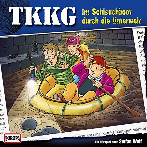 127 - Im Schlauchboot durch die Unterwelt (Teil 24)