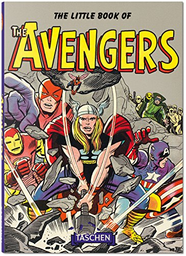 The Little Book Of Avengers (Piccolo) por Roy Thomas