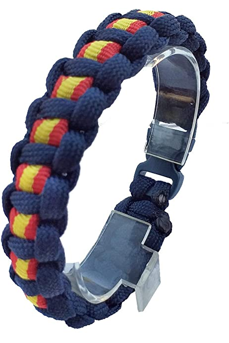 Pulsera Green Line Paracord Albero Guardia Civil - Ejercito ...