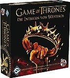 Asmodee HE593 - Game of Thrones, Intrigen von Westeros
