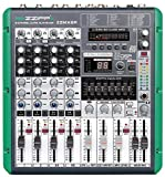 ZZIPP ZZMX6R Mixer 6 Canali con Recording