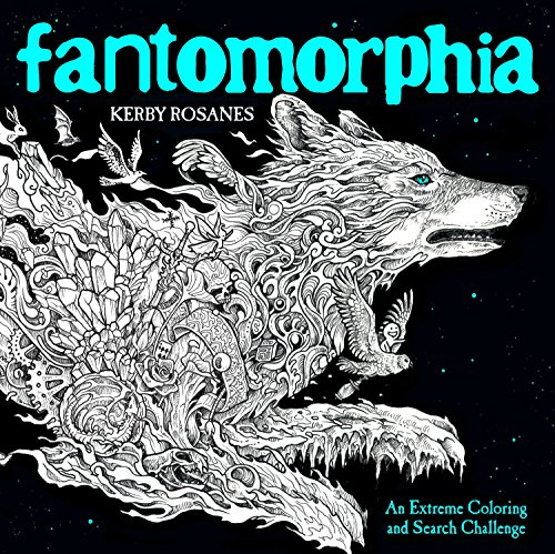 Preisvergleich Produktbild Fantomorphia: An Extreme Coloring and Search Challenge