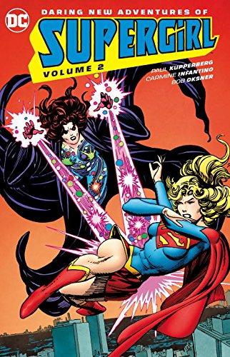 Preisvergleich Produktbild Daring New Adventures of Supergirl Vol. 2