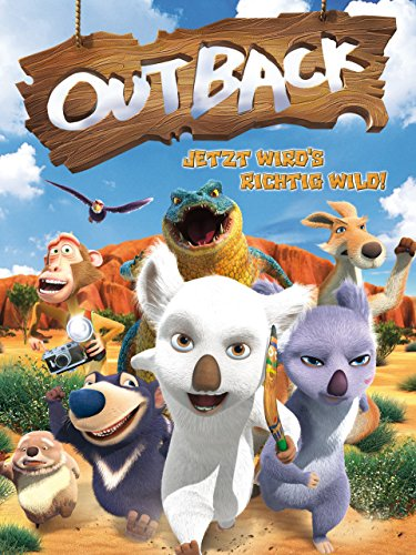 Outback - Jetzt wird's richtig wild! Cover