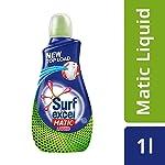 Surf Excel Matic Top Load Liquid Detergent - 1.02L